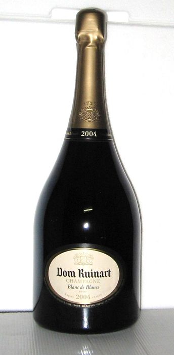 2004 champagne dom ruinart blanc de blancs magnum 1 5 litre catawiki. Black Bedroom Furniture Sets. Home Design Ideas