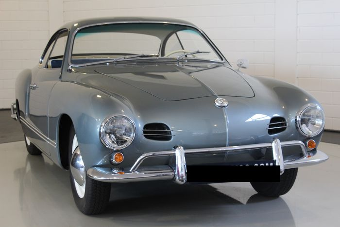 volkswagen karmann ghia lowlight 1958 catawiki. Black Bedroom Furniture Sets. Home Design Ideas