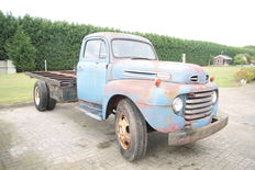 Ford - Serie F - 1948