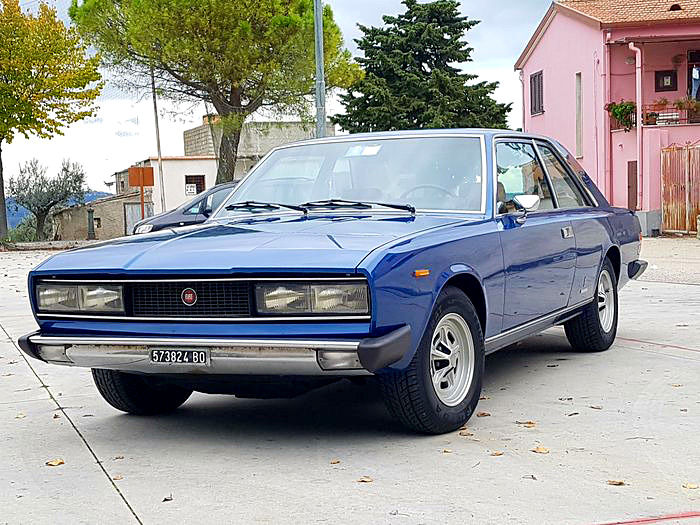 fiat 130 coupe 3 2 v6 automatic pininfarina 1974 catawiki. Black Bedroom Furniture Sets. Home Design Ideas