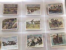 Collectable cigarette cards