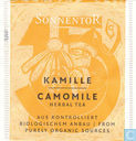 Tea bags and Tea labels - Sonnentor® - 15 Kamille | Camomile Herbal Tea