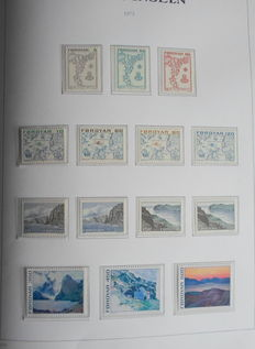 Faroe Islands, Azores, Madeira and Greece 1975/1993 - Collections
