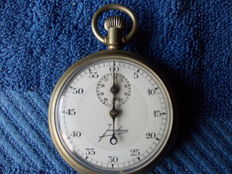 Junghans Stopwatch, Year Produced: 1910, 29 a, U Boat - to measure torpedo run times WW 1-2