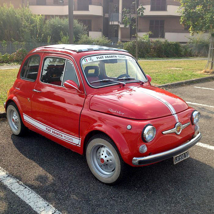 "Fiat - 500 L - 1972 ""Replica Abarth"""