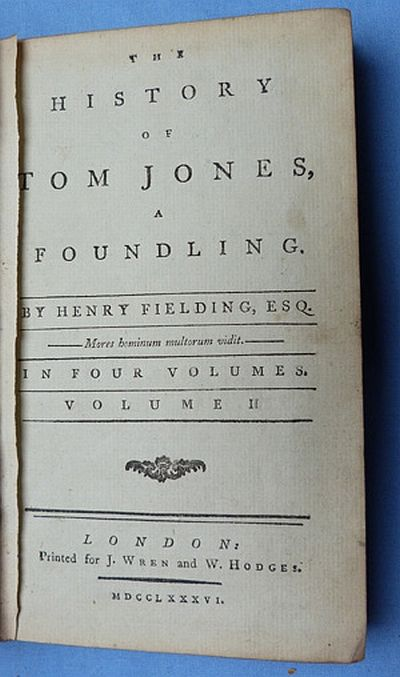 tom jones as a picaresque novel 1475554 html Tom jones as a picaresque novel 1475554 html although fielding called his novel a 'comic – epic in prose', the epithet of 'picaresque' would be equally.