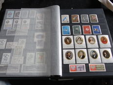 Poland – collection in stock book