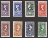 Check out our Spain 1950 – 100 Years Spanish stamps – Michel 975/982