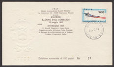 Italy and colonies – batch of postage stamps, pieces of mail, covers and FDCs