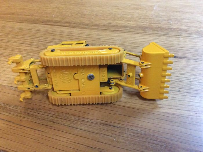 Joal - Scale 1/50 - Lot with 4 models: 1 x Caterpillar