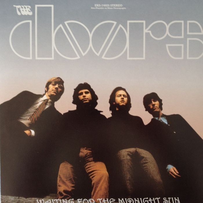 The Doors Lot Of 2 x2 LP´s  Waiting For The Midnight Sun  u0026  Absolutely Rare   sc 1 st  auctions - Catawiki & The Doors Lot Of 2 x2 LP´s
