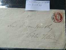 World – batch of postage stamps and other items, from 1877 onwards