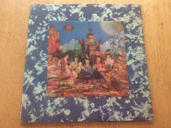 Rolling Stones Quot Their Satanic Majesties Request Quot 3d Sleeve