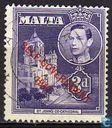Timbres-poste - Malte - Saint John's Co-Cathedral