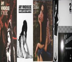 Great deal on 4 LP's of Amy Winehouse || Still in sealing