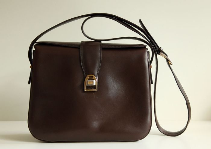 Bag Catawiki Shoulder 1980 ~ Celine Vintage sQBhdCrtx