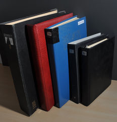 World – Topical batch in various stock books