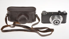 "Sirio Elettra I 1945 35mm ""Made in Italy"" interesting and rare Leica copy exc+++"
