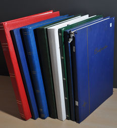 Poland – batch in various stock books