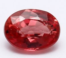 Ruby - 0.24 ct .