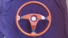 Steering wheel (wood) - Bolide 05-93-9