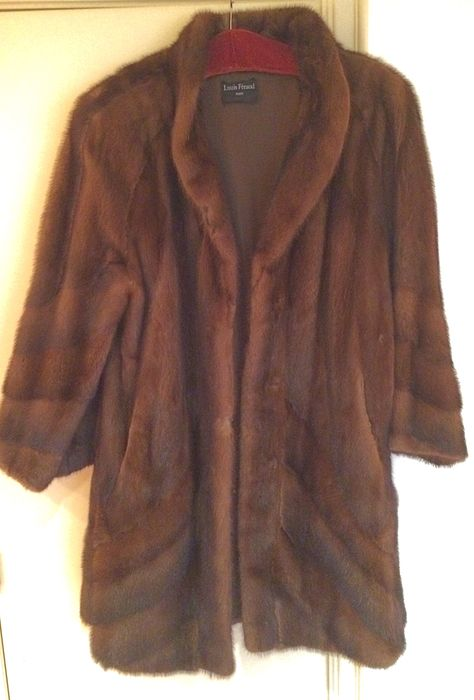 Louis Féraud - Fur coat - Vintage
