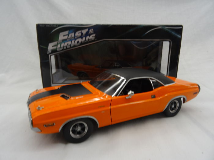 greenlight schaal 118 fast amp furious quotdardens 1970