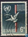 Postage Stamps - Malta - Independence