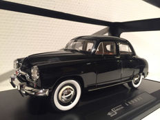 Norev - Scale 1/18 - Simca Aronde - Black