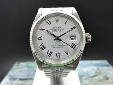 Rolex DateJust 1601 – Unisex watch – 1967