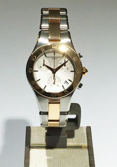 Baume & Mercier – Women's watch – Linea Chrono Gold – New!!