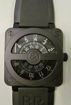 BELL & ROSS BR01-92 Compass (Limited edition - Only 500 produced) - Men's watch
