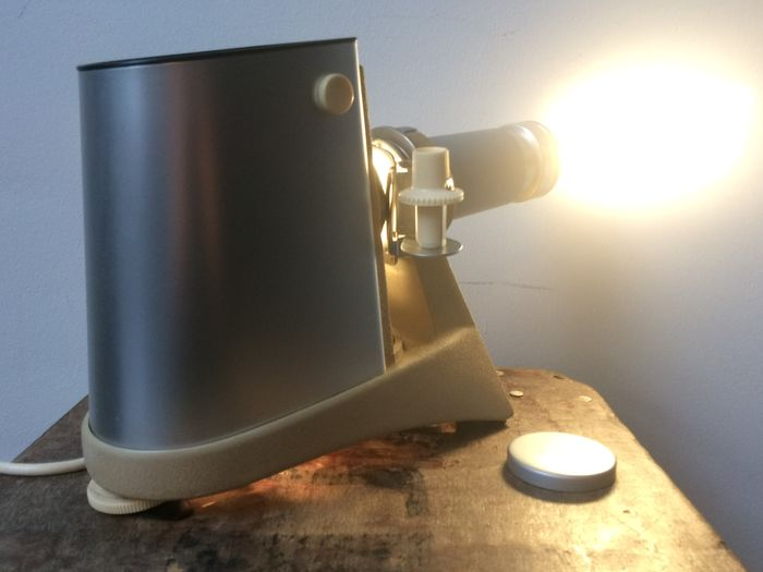 Old Fashioned Slide Projector