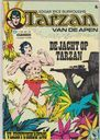 Comic Books - Tarzan of the Apes - De jacht op Tarzan + Vliegtuigkaping