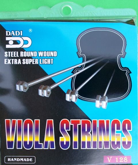 16 sets Dadi strings for the Alt violin/Viola/Bratsche