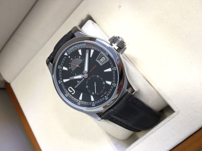 dc4a0c11855 Jaeger-LeCoultre Master Compressor GMT – Men's watch – 2012 ...
