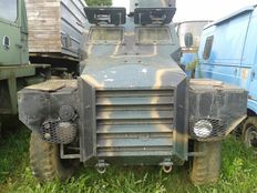 Humber Pig Armoured Prototype FV 1609 has
