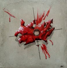 DZM - Fifty Shades of Red