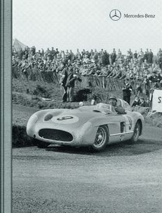 Boek - Mercedes-Benz 300 SLR - Silver Arrows - Limited Edition of 999 examples - Sealed and sold out.