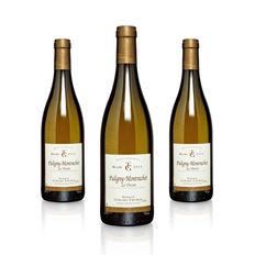 2014 Puligny - Montrachet Le Tretzin Domaine Gérard Thomas - 3 bottles of 75 cl each