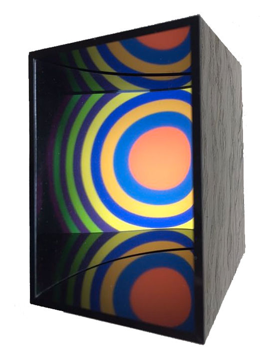Julio Le Parc - Cercles par déplacement - SIGNED