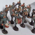 Military Miniatures auction