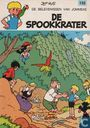 Comic Books - Jeremy and Frankie - De spookkrater