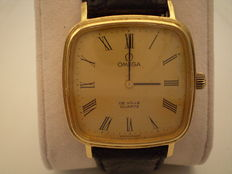 Omega De Ville – Gentlemen's watch – Years: 1960 - 1970.