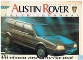 Austin Rover dealer journaal