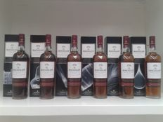 6 bottles - Macallan Whisky Maker's Edition X-Ray