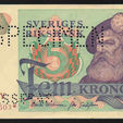 Banknotes Specimen auction