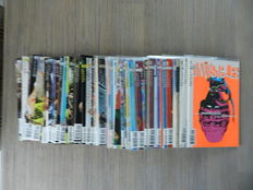 The Invisibles Vol.1 #1-25 & Vol.2 #1-22 & Vol.3 # 12-1 all complete - 58x (1994-2000)