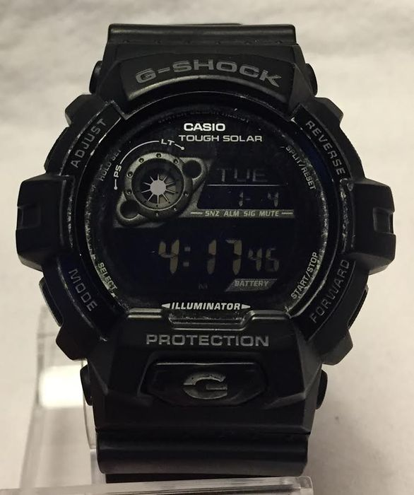 casio gr8900a g shock montre robuste pour homme nergie solaire vers 2013 catawiki. Black Bedroom Furniture Sets. Home Design Ideas