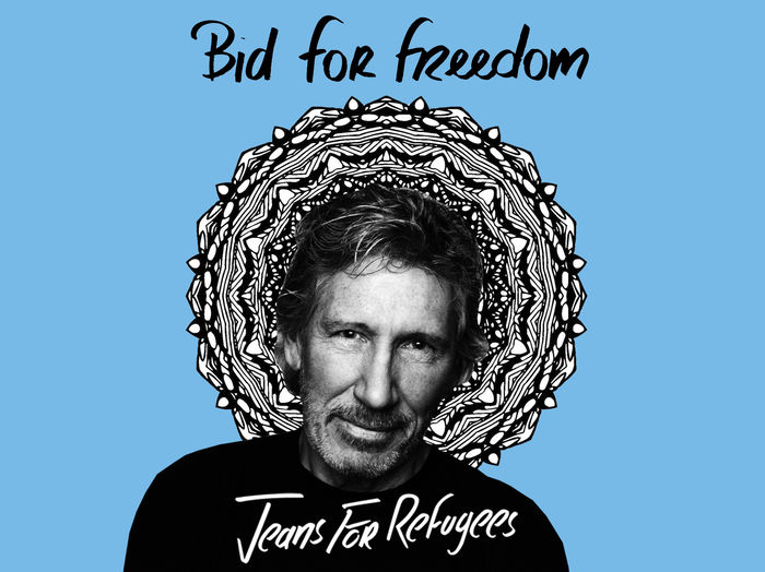 Roger Waters' -Jeans for Refugees